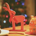 唯美圣诞节平安夜图片大