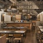纽约风上海Tribeca酒吧餐厅