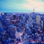 唯美的城市灯光夜景图片