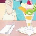 卡通动漫里好吃的美食图