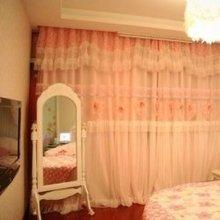 卡哇伊女生可爱粉色房间图