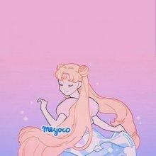 粉色梦幻美少女战士水冰月