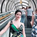 韩国巨乳模特美女