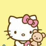 经典动漫角色Hello Kitty可爱