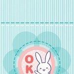 可爱小白兔高清手机壁纸