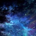 唯美星空夜景手机