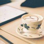 精致唯美的咖啡拉花高清