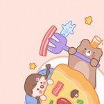 可爱小清新小动物动漫卡