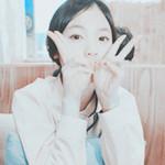 可爱韩国女生头像清新