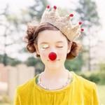 国外皇冠美女微博头像