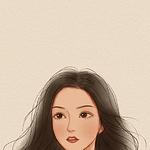 漂亮的迪士尼公主简约手