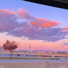 超美日系动漫风风景图片