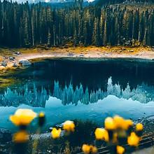 唯美治愈的大自然山水风景