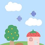 超可爱儿童卡通手机壁纸