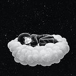 深夜里的孩子黑色星空伤