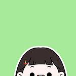 超萌的卡通女生可爱手机