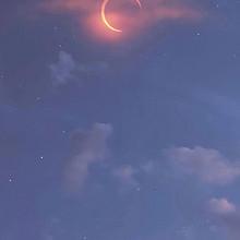 月色真美风也温柔清新唯美